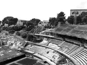 L'amphi de l'Università degli studi di Cagliari